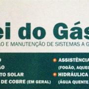 Rei do Gás - Instalação e Manutenção de Sistemas a Gás