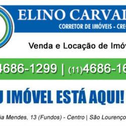Elino Carvalho Imóveis | São Lourenço da Serra/SP