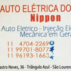 Auto Elétrica Dobashi