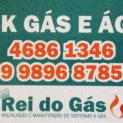 Disk Gás e Água - Rei do Gás