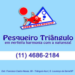 Pesqueiro Triangulo | São Lourenço da Serra/SP