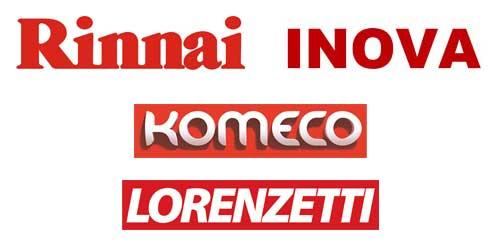 Rei do Gás - Assistência Técnica Autorizada Rinnai, Inova, Komeco e Lorenzetti