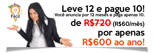 Investimento para anunciar no São Lourenço Fácil