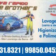 Lava Rápido The Brothers - Lavagem carro e moto, polimento higienização e estética