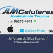 JLM Celulares - Assistência técnica para celular e tablet de todas as marcas