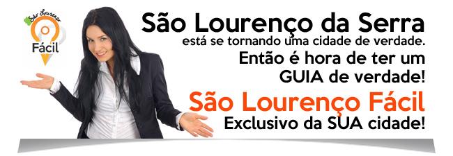 Lançamento - São Lourenço Fácil, o guia exclusivo da SUA cidade!