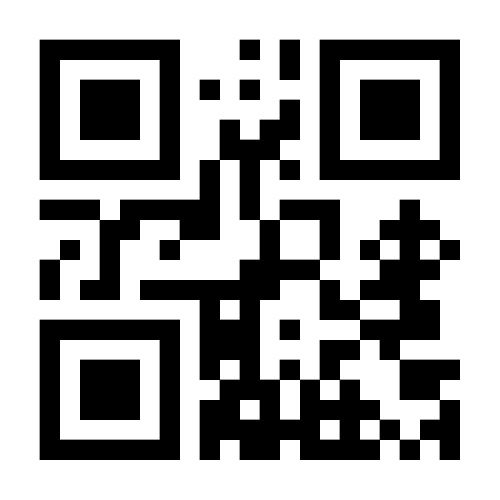 Capture o QRCode na publicação e apresente no caixa o código visualizado