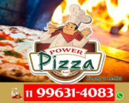 Power Pizza atendendo no mobile 11 99631-4083