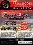 Promoções de Dia da Pizza na Pizza Power!