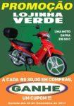 A Lojinha Verde vai te dar uma moto Dafra Zig 50