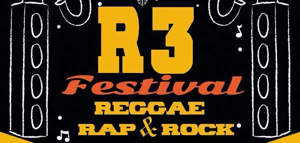 R3 Festival - Encontro cultural de Rock, Reggae e RAP