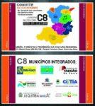 Acontece no dia 18/11 o 1º Encontro Multicultural C8 Rota da Cultura