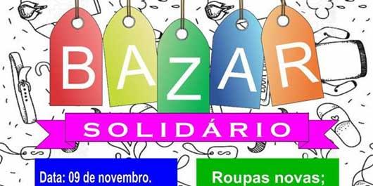 A Promoção Social de São Lourenço da Serra promove o Bazar Solidário 2017