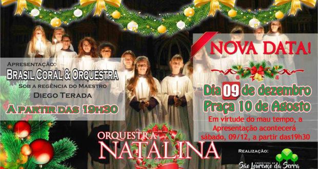 Orquestra Natalina em São Lourenço da Serra