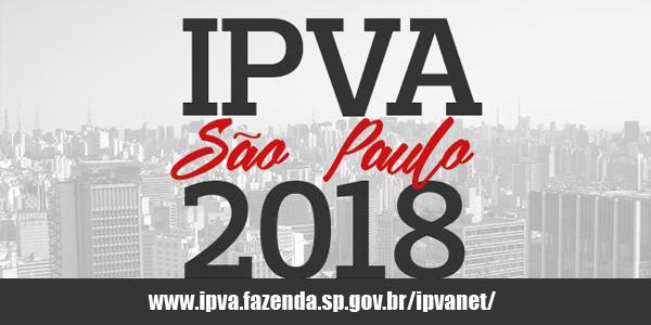 Já programou o pagamento do IPVA 2018?