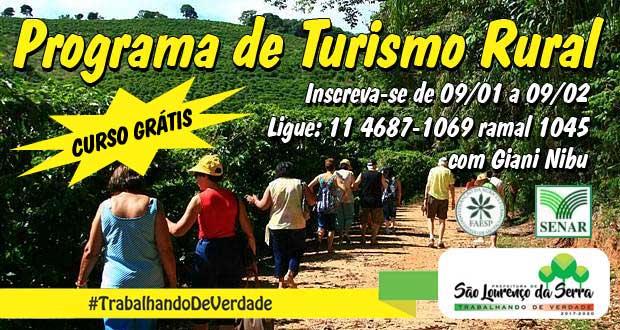 Programa de Turismo Rural