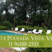 Sítio e Pousada Vista Verde - Eventos, Festas, Feriados e Day Use