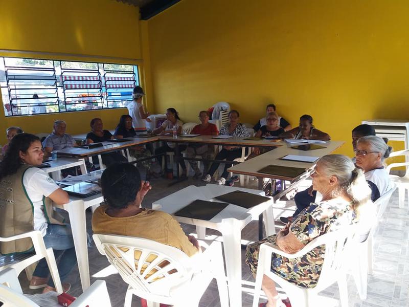 Programa de Alfabetização para Adultos - Prefeitura de São Lourenço da Serra