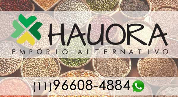Hauora Empório Alternativo - cereais, grãos, frutas secas castanhas e leguminosas