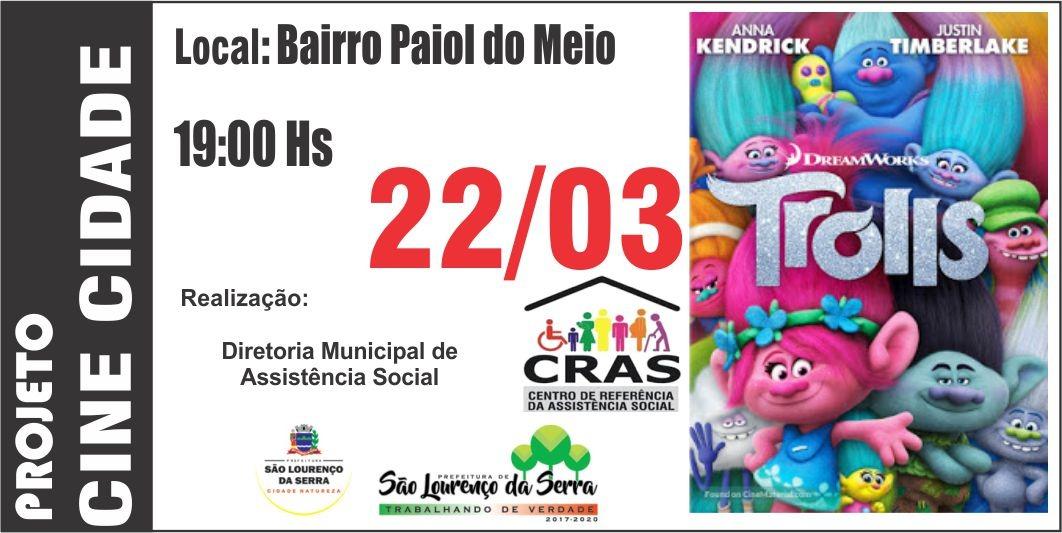 22/03 - Paiol do Meio / E.M. Mário Fischer