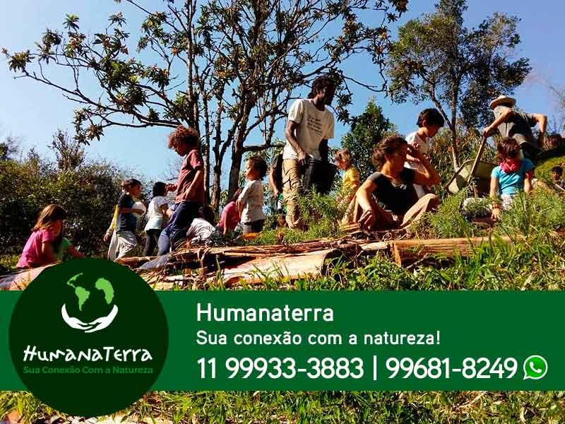 Humanaterra - Sua conexão com a natureza