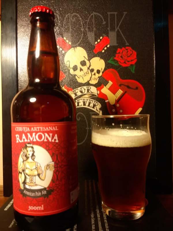 Cerveja Ramona - American Pale Ale (APA)