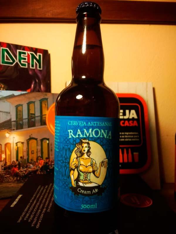 Cerveja Ramona - Cream Ale