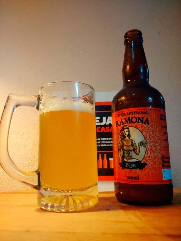 Cerveja Ramona - Witbier