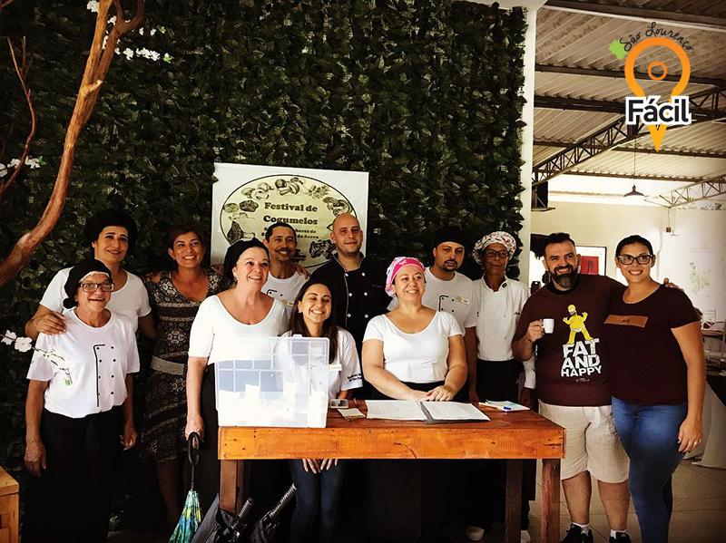 Sucesso! Primeiro Festival de Cogumelos de São Lourenço da Serra