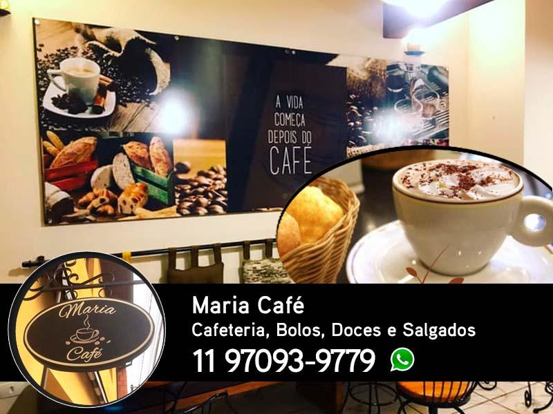 Maria Café - Café expresso, bolos, salgados assados