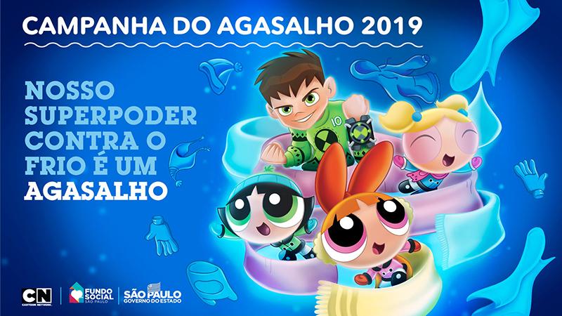 Campanha do Agasalho 2019 - Cadastre-se, colabore e arrecade!