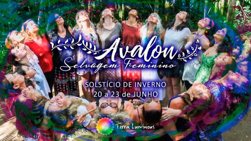 Avalon: Selvagem Feminino - Solstício de Inverno no feriado