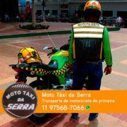 Moto Táxi da Serra - Moto táxi regularizado para facilitar seu transporte