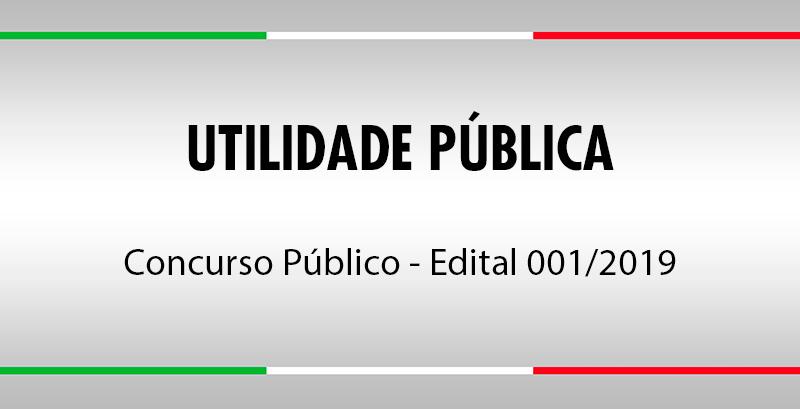 Prefeitura publica edital para Concurso Público em São Lourenço da Serra