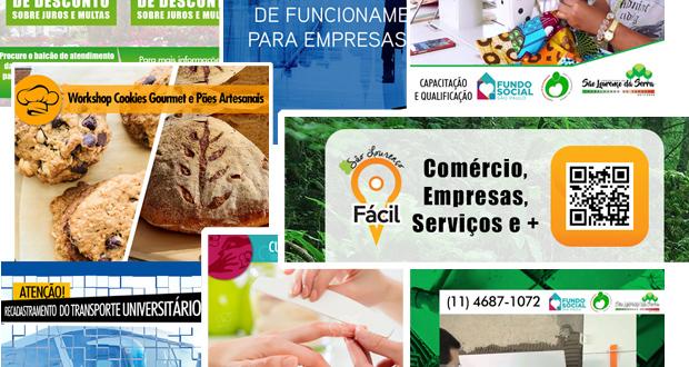 Prefeitura de São Lourenço da Serra começa segundo semestre com tudo