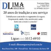 DLima Seguros - Empresarial, saúde, vida, residencial e auto.