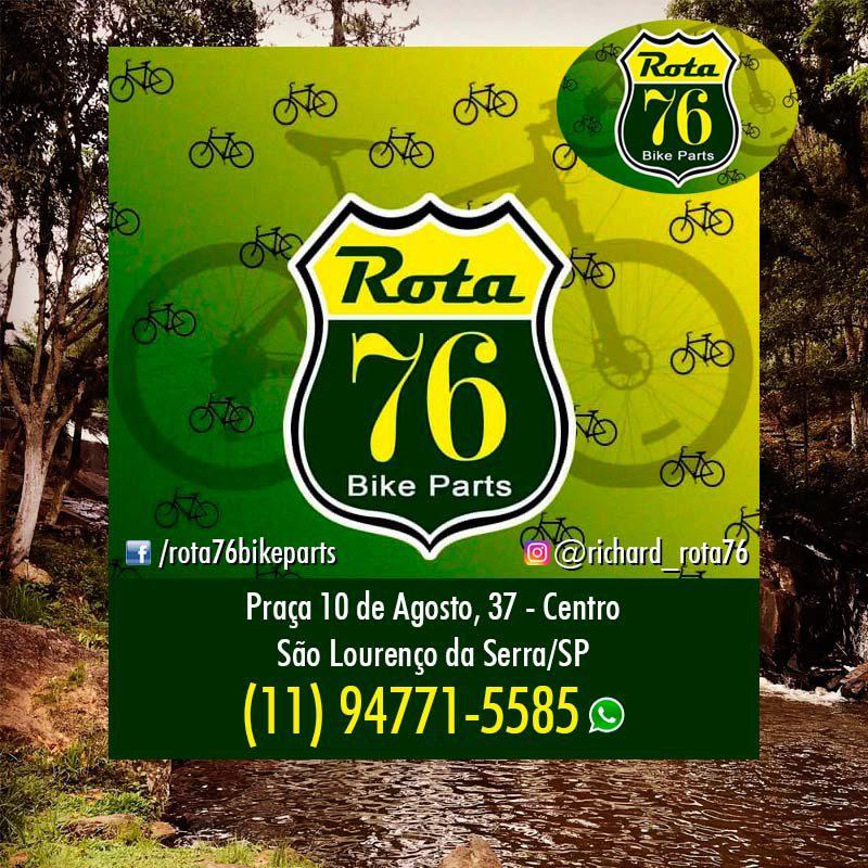 Rota 76 Bike Parts - Bicicletaria, revisão e manutenção em Bikes