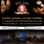 Bem Aqui Music bar - Lanches, porções, música e bebidas