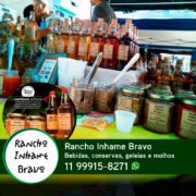 Rancho Inhame Bravo - Bebidas, conservas, geleias e molhos