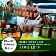 Rancho Inhame Bravo - Bebidas, conservas, geleias e molhos