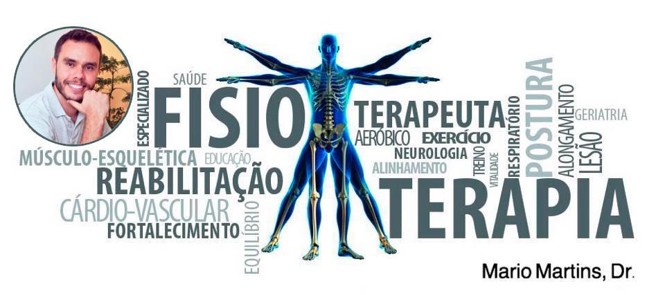 Mario Martins, Dr. - Fisioterapeuta | Reabilitação, Acupuntura, Bem estar, Saúde e Prevenção