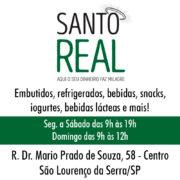 Santo Real - Laticínios, doces, congelados e bebidas