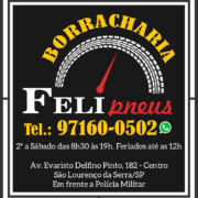 Feli Pneus - Borracharia em geral e loja de rodas
