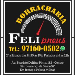 Feli Pneus - Borracharia em geral e loja de rodas