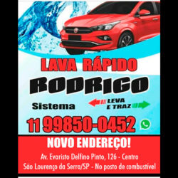 Lava Rápido Rodrigo - Lavagem de carro e moto, polimento, higienização e estética